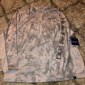 HUK fishing shirt